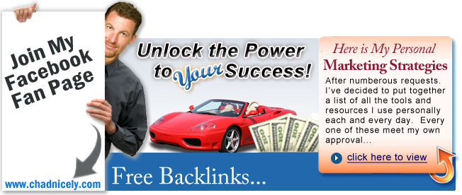 Pictured:Free Backlinks... Get Backlinks!