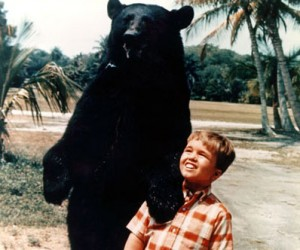 Pictured: Gentle Ben TV Show